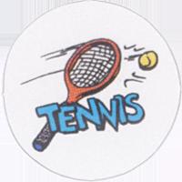 аппликация теннис